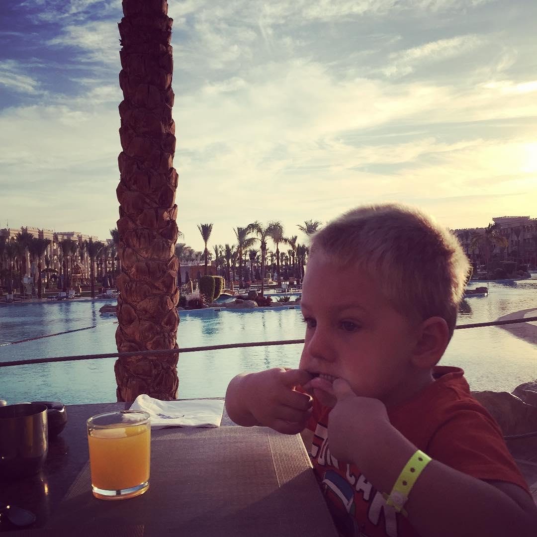 #hurghada #goedemorgen365 #ontbijt