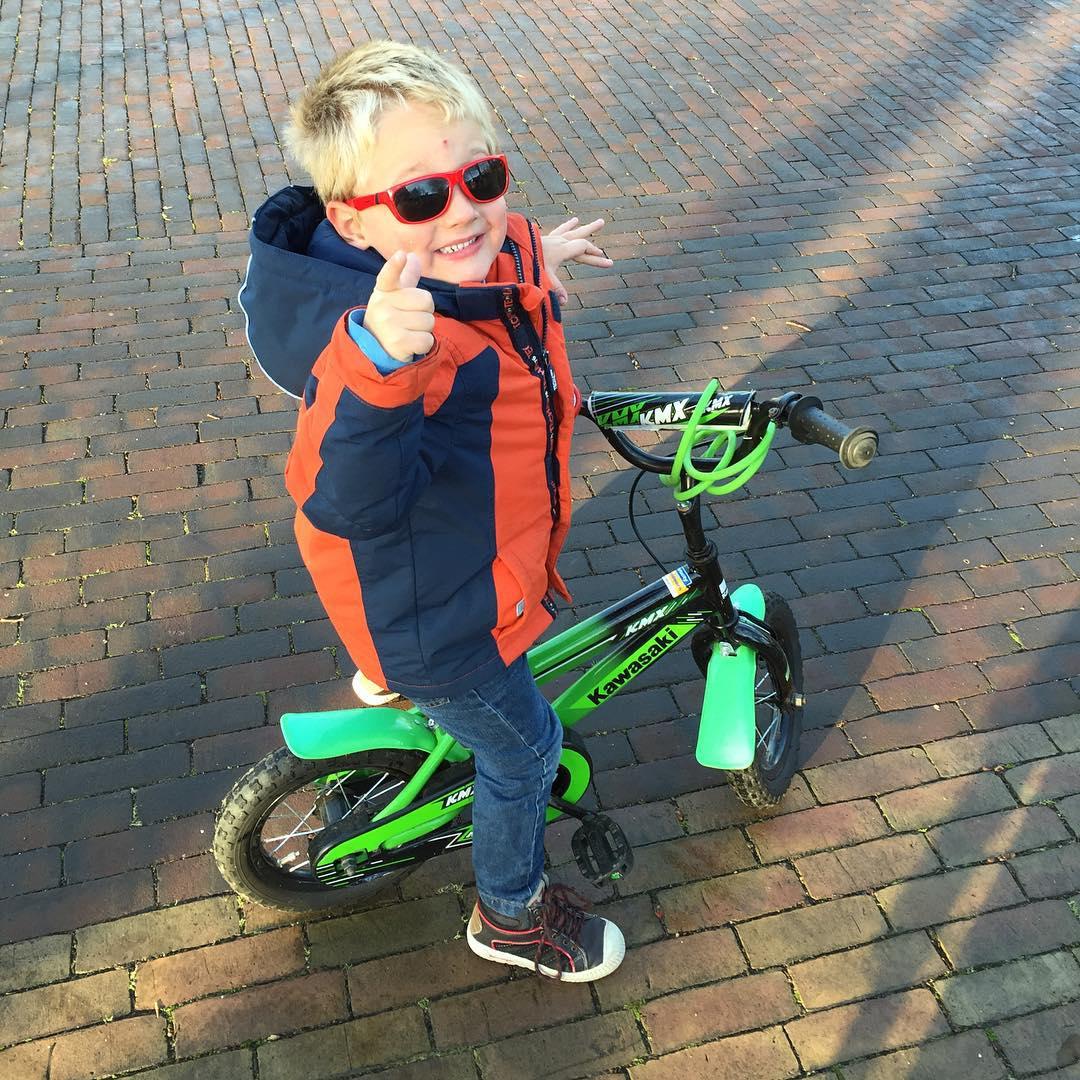 #goedemorgen365 lekker fietsen vandaag