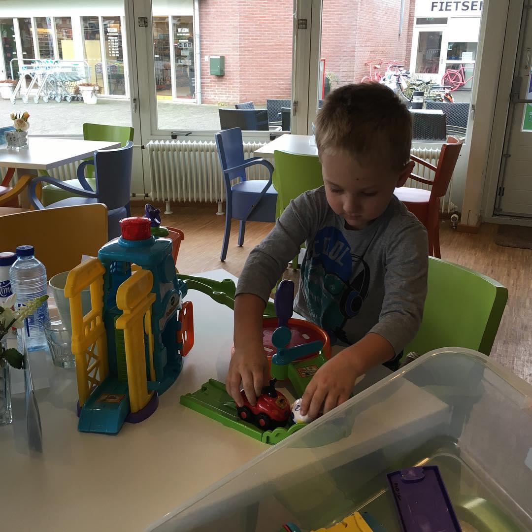 #goedemorgen365 nieuw #speelgoed #vtech #toettoetautos uitgezocht bij de #spelotheek #sheerenloo