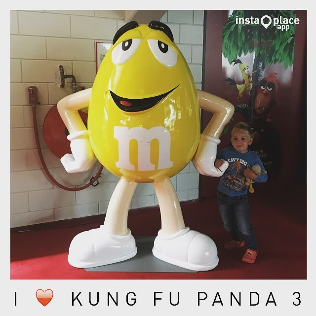 #goedemorgen365 naar de #bioscoop #kungfupanda3