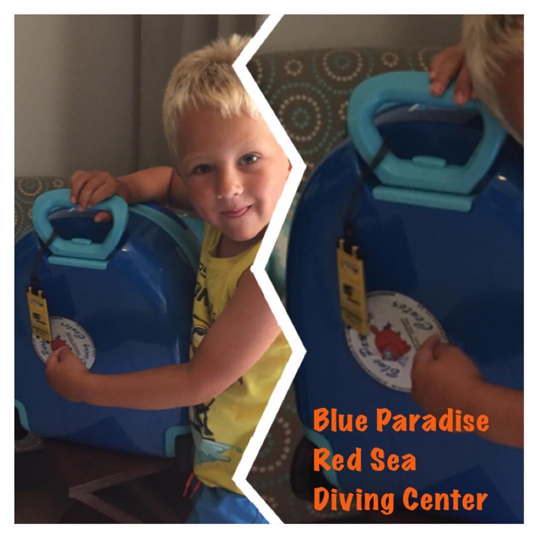 #goedemorgen365 Tim is ook fan van #BlueParadiseRedSeaDivingCenter