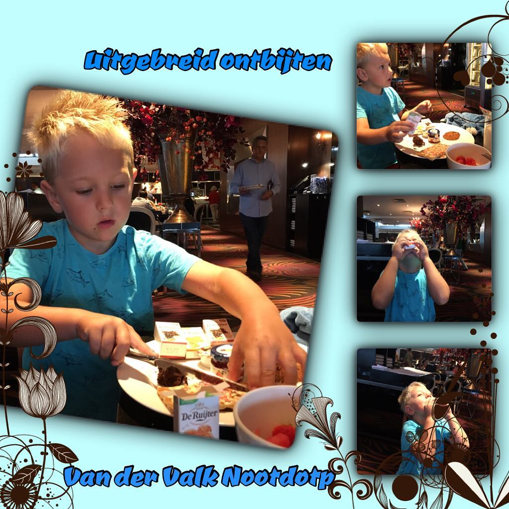 #goedemorgen365 lekker zo'n #uitgebreidontbijt bij #VanderValk