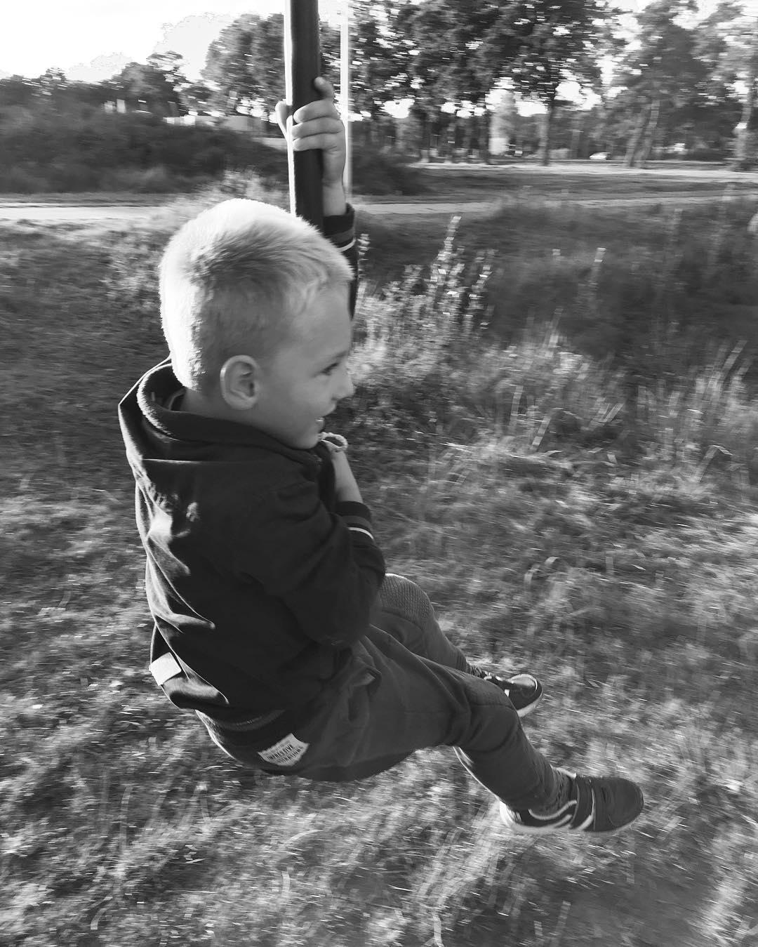 #goedemorgen365 op de #kabelbaan #speeltuin #zonnetuin
